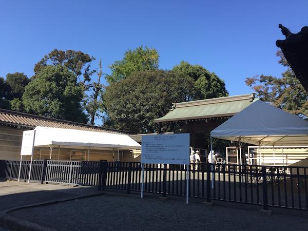 豊島岡墓地